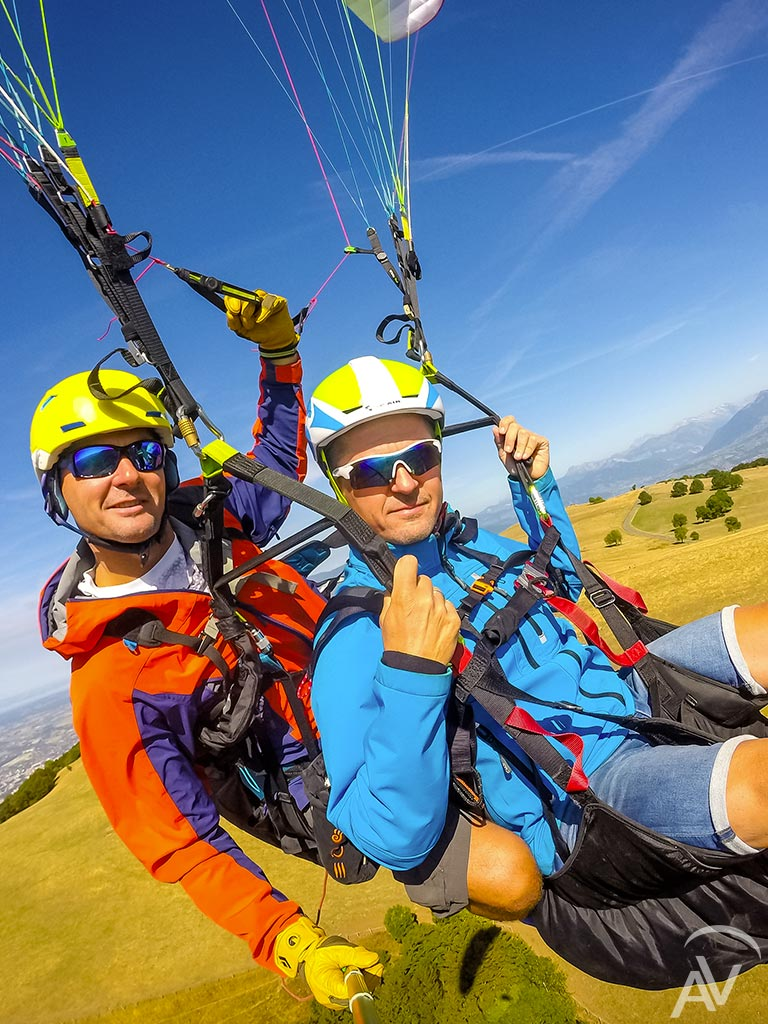 vol contemplation aix en vol parapente